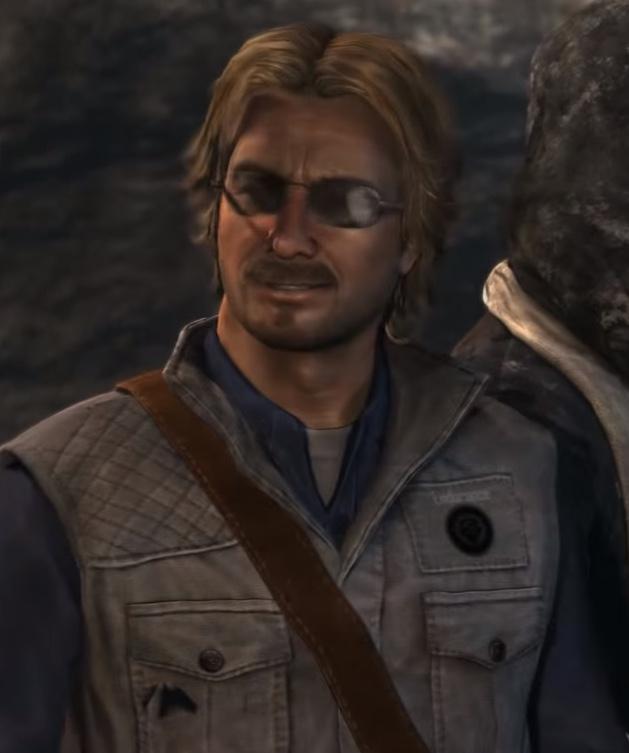James Whitman Tomb Raider Reboot