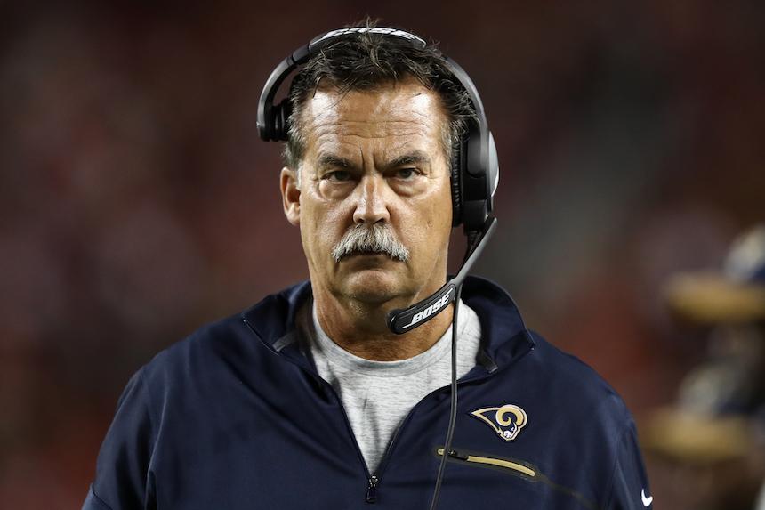 Jeff Fisher ha dejado mucho que desear con los Rams