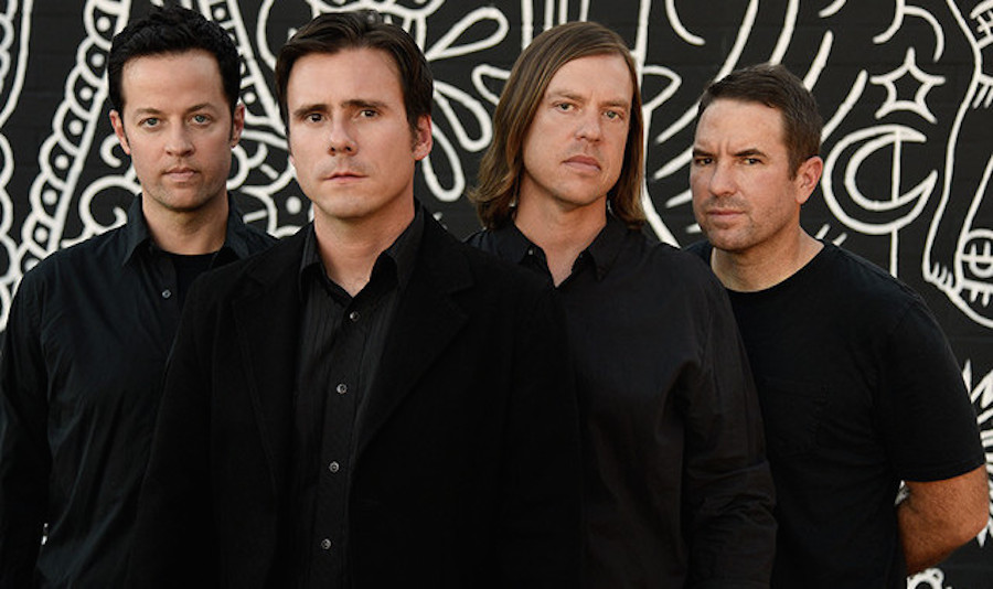 Jimmy Eat World comparte video acústico para 'Get Right'