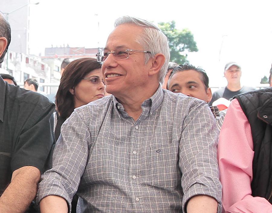 El director del Sistema de Transporte Colectivo Metro, Jorge Gaviño, señala que el metro debería costar 8 pesos