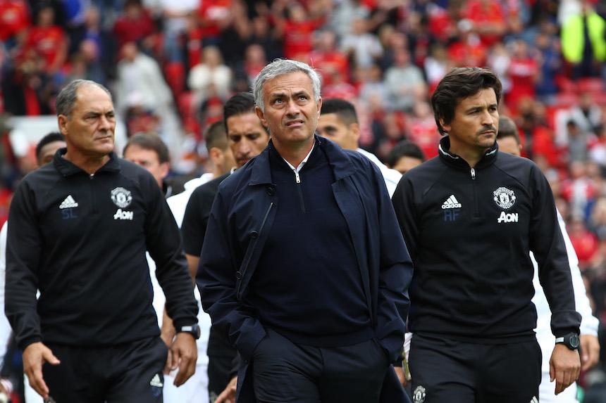 El Manchester United de Mourinho no tiene un estilo claro