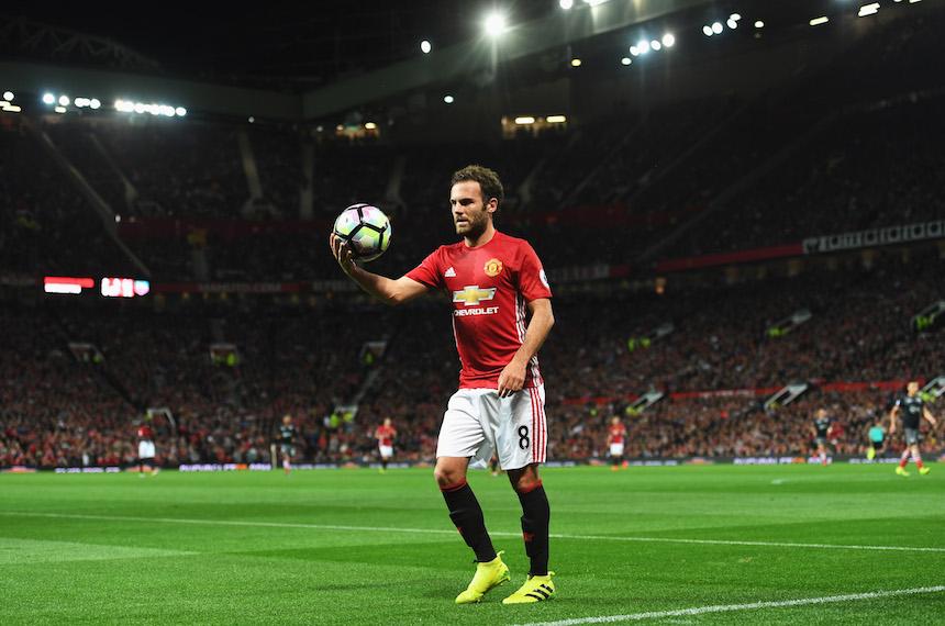 Juan Mata no ha tenido las oportunidades deseadas