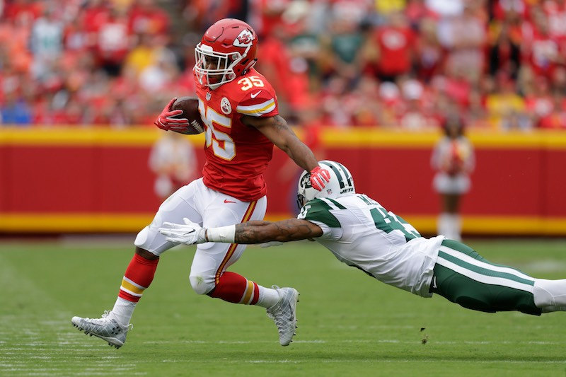 Kansas City Chiefs versus New York Jets