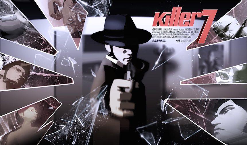 Killer7 Gamecube
