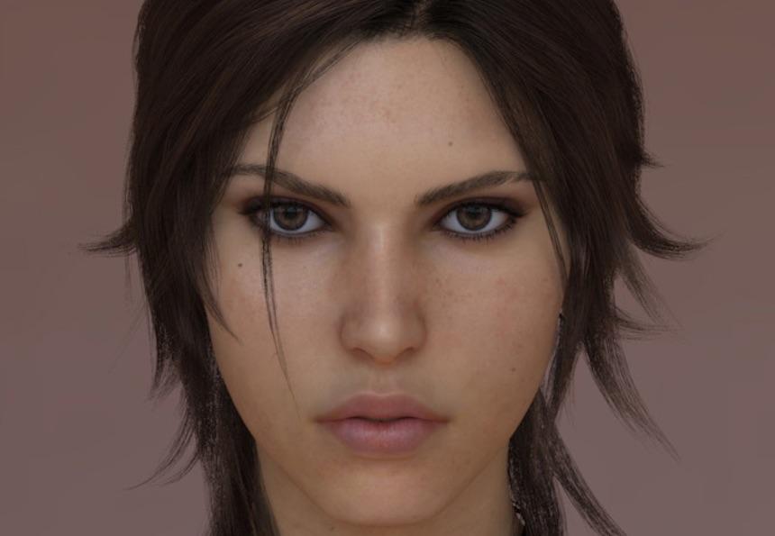 Lara Croft Tomb Raider Reboot