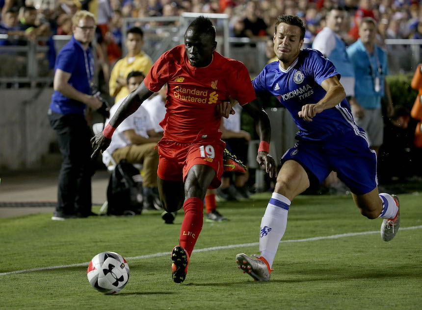 Liverpool contra Chelsea