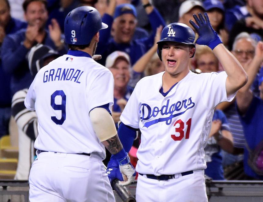 Los Angeles Dodgers van a ganar la División Oeste