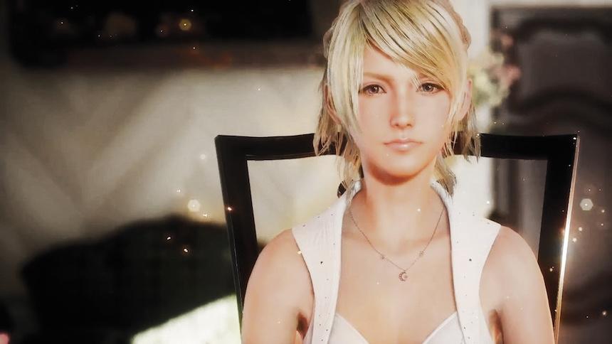 Lunafreya Nox Fleuret Final Fantasy XV