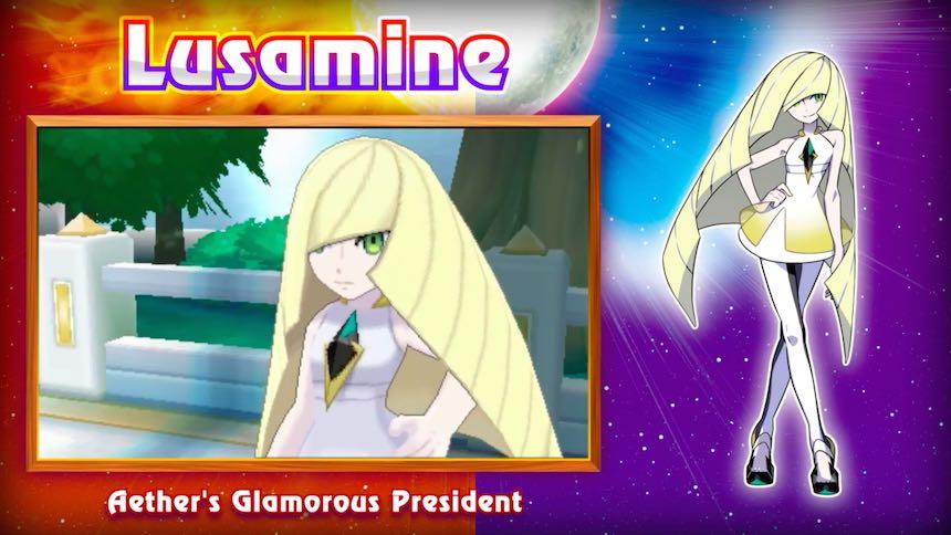Lasamine Aether Foundation Pokémon Sun/Moon