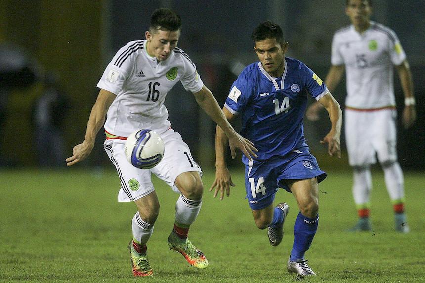 El Salvador perdió su último juego eliminatorio