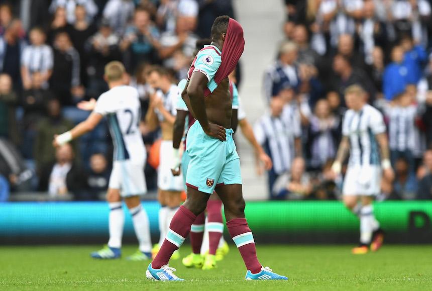 Michail Antonio no ha podido levantar al equipo