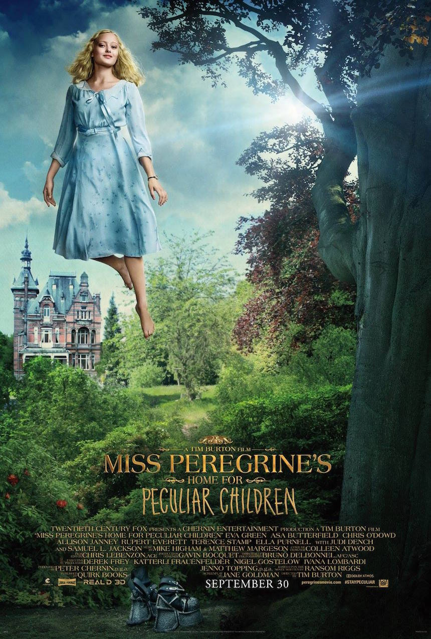 Miss Peregrine's Home for Peculiar Children - Cartel