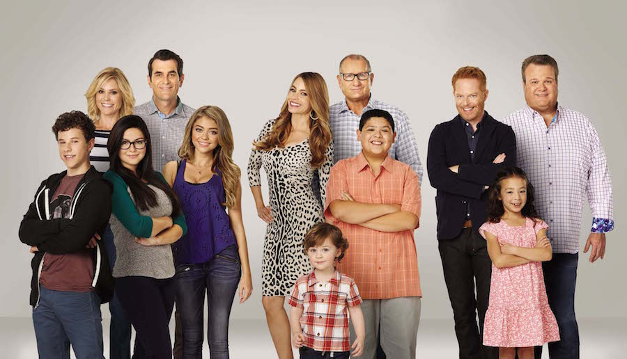 Nominada - Modern Family