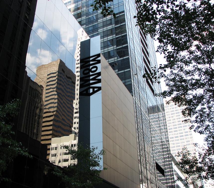 Moma, museo de arte moderno en Nueva York