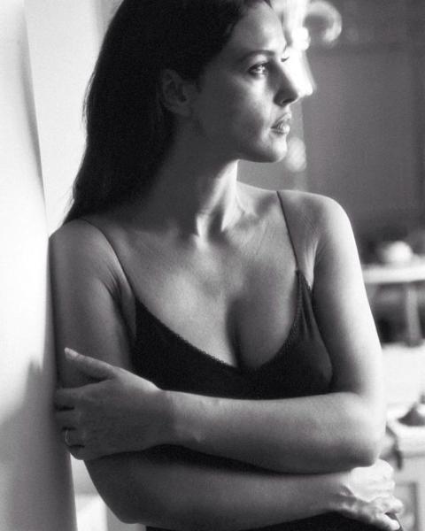 Monica Bellucci - Foto de Instagram