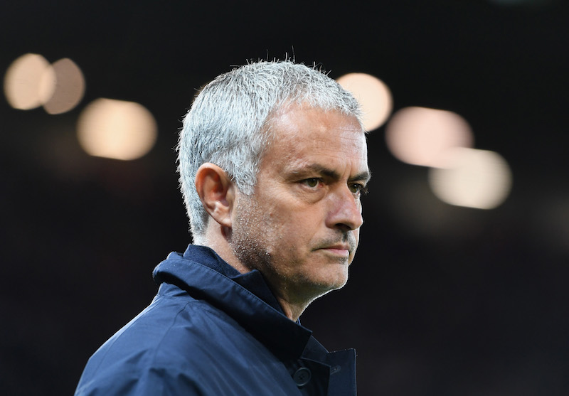 Jose Mourinho en Europa League