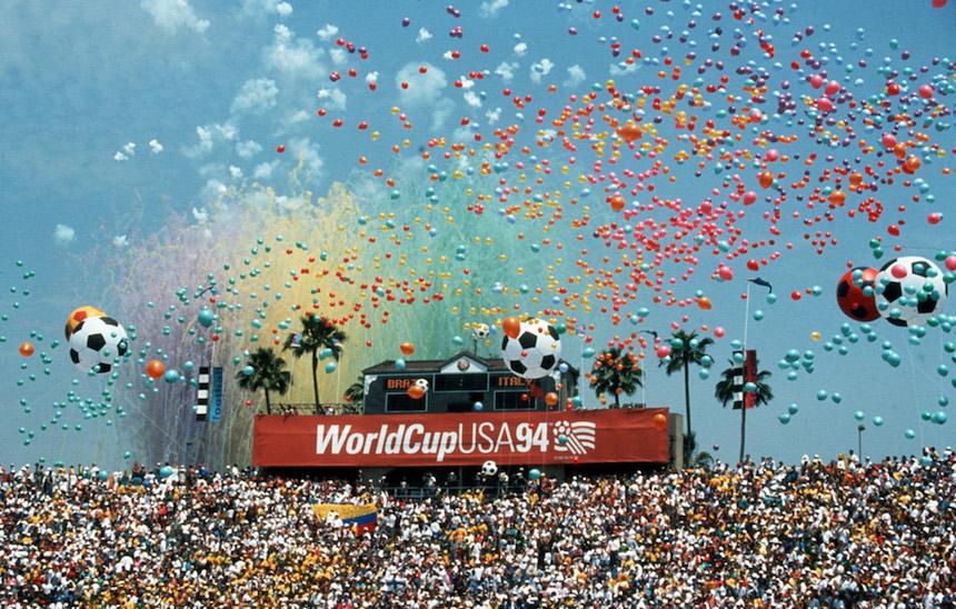 Estados Unidos fue el último país de CONCACAF en ser sede en 1994