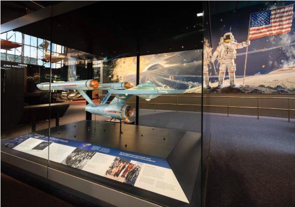 Museo Nacional de Aire y Espacio