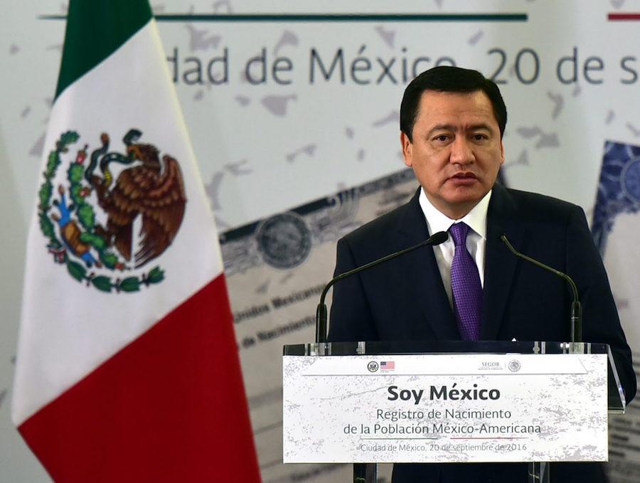 ¿El Secretario de Gobernación, Miguel Ángel Osorio Chong, se está destapando como presidenciable rumbo a 2018?
