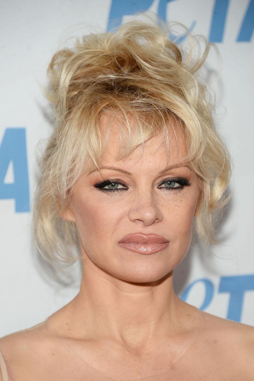 Pamela - Anderson