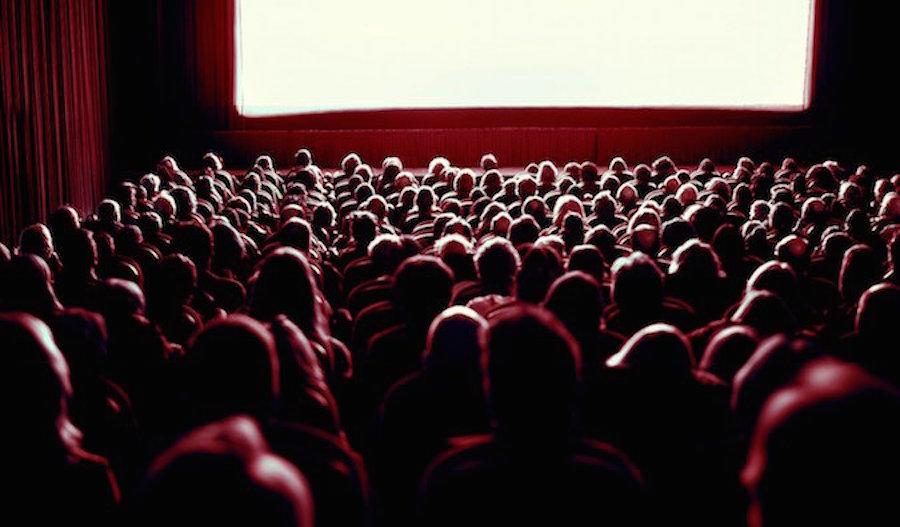 Viendo películas