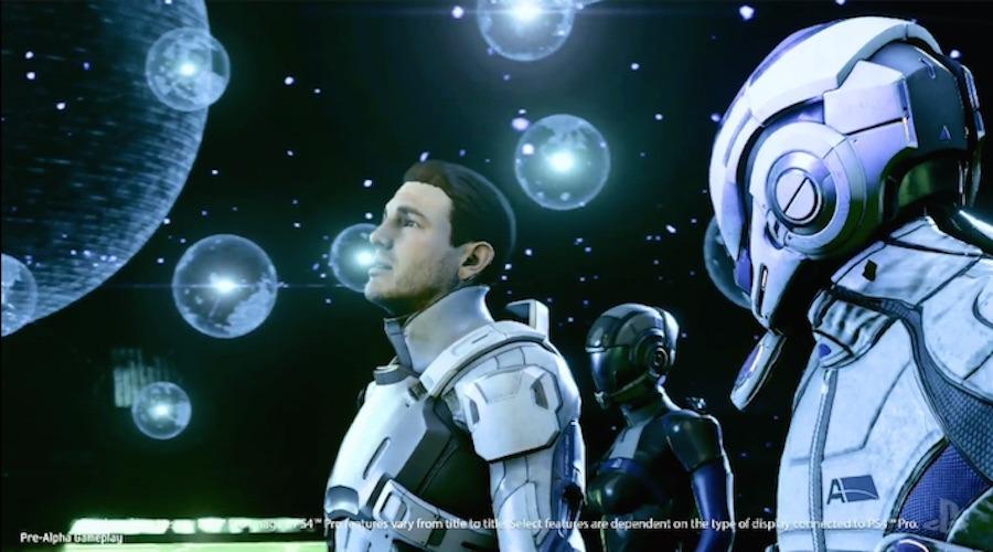 PlayStation 4 Pro Mass Effect 6