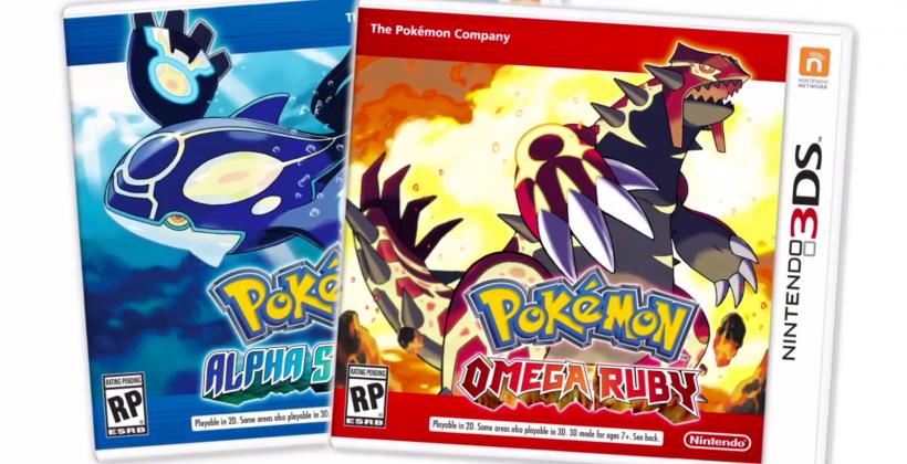 Pokémon Alpha Sapphire y Omega Ruby