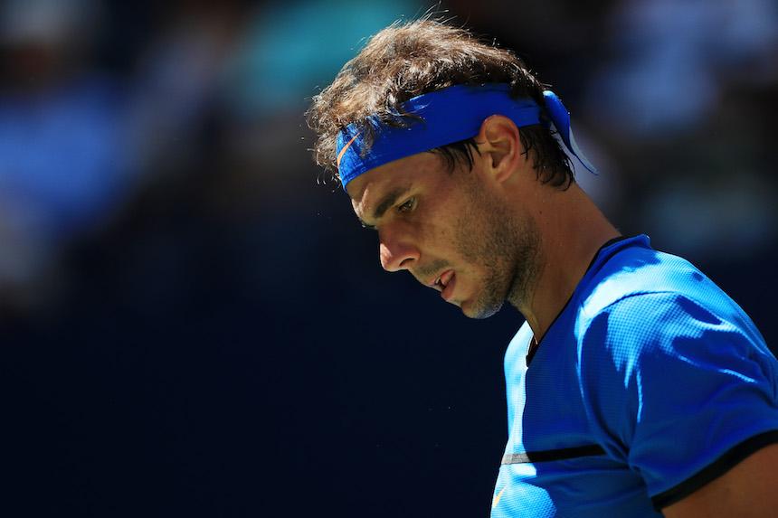 Rafael Nadal utilizó sustancias ilegal