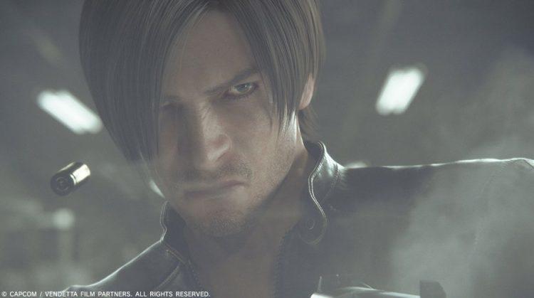 Resident Evil Leon S. Kennedy