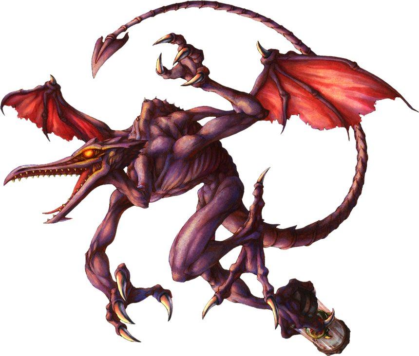 Ridley Dragones