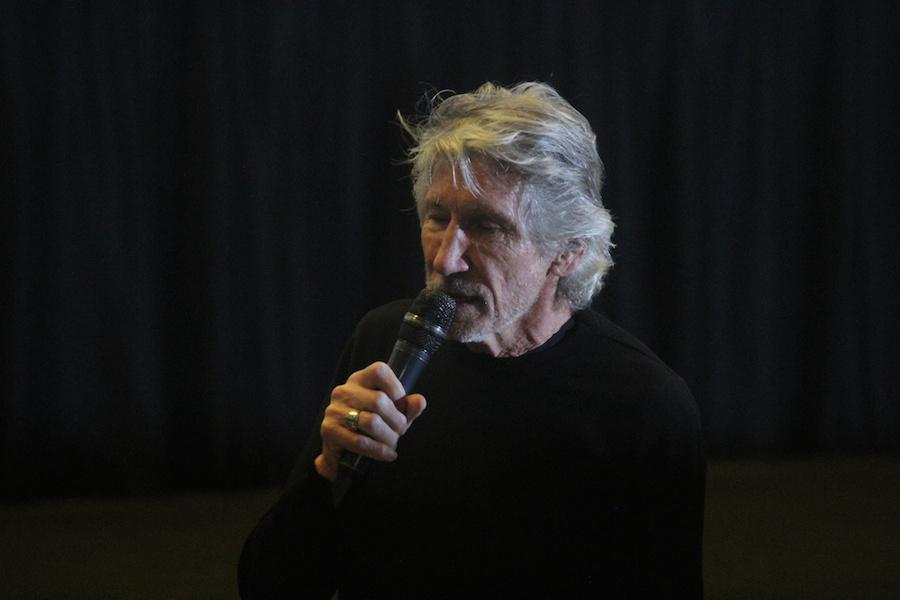"""""""Estados Unidos no es una sociedad libre"""": Roger Waters en Cineteca"""