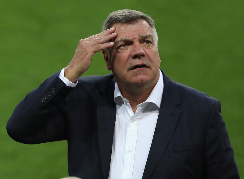 Despiden a Sam Allardyce como director técnico de Inglaterra