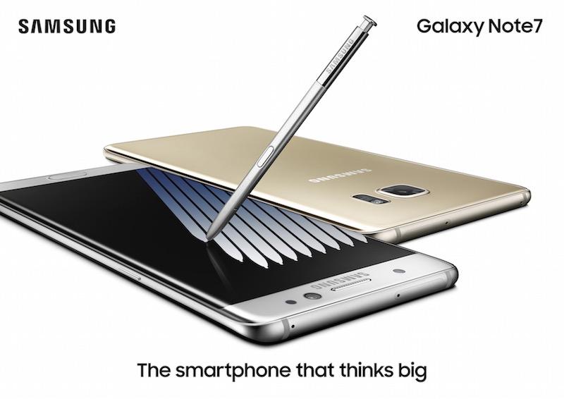 Programa de Reemplazo Voluntario del Galaxy Note7