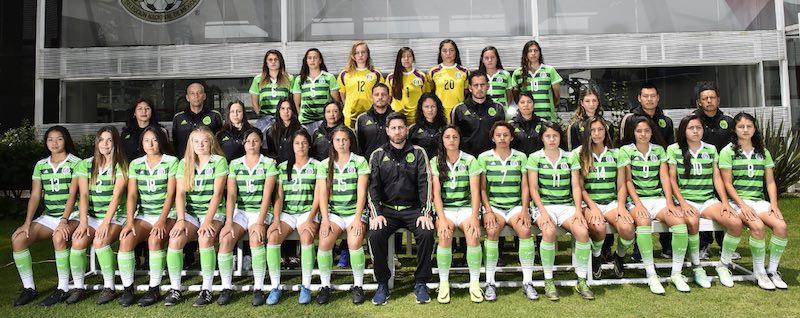 La selección femenil Sub 17 es el ejemplo de la falta de apoyo a esta rama en México
