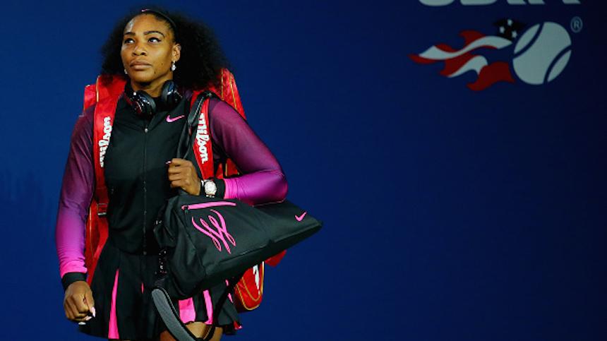 Disfrutemos lo último que nos queda de Serena Williams