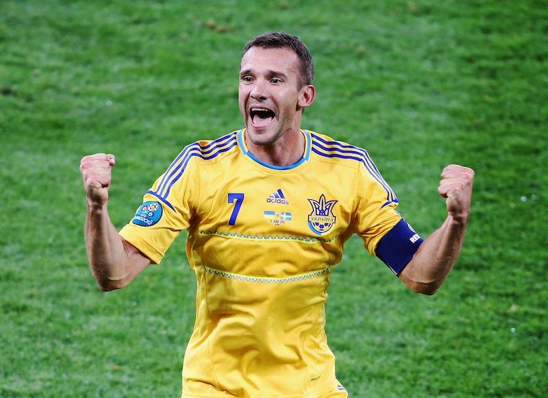 La leyenda viviente: Andriy Shevchenko