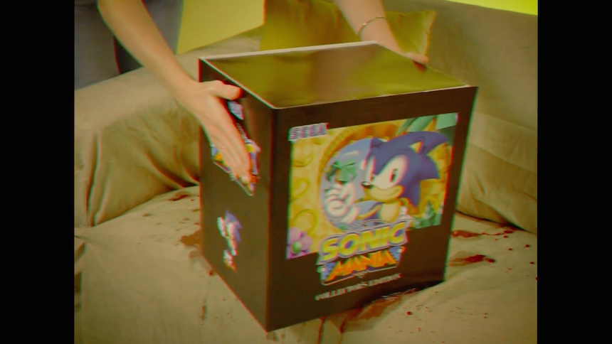 Sonic Mania Comercial 2