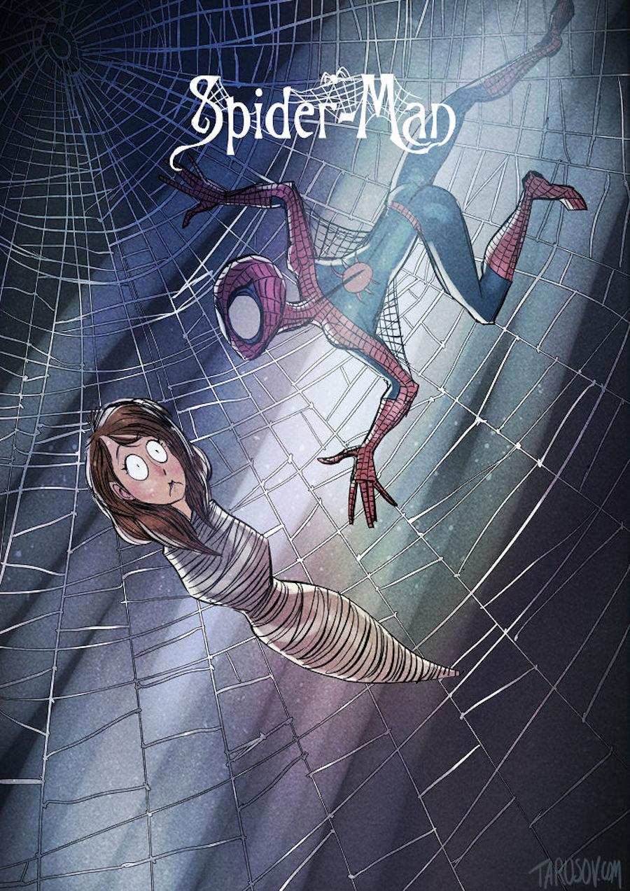 Tim Burton - Spider-Man