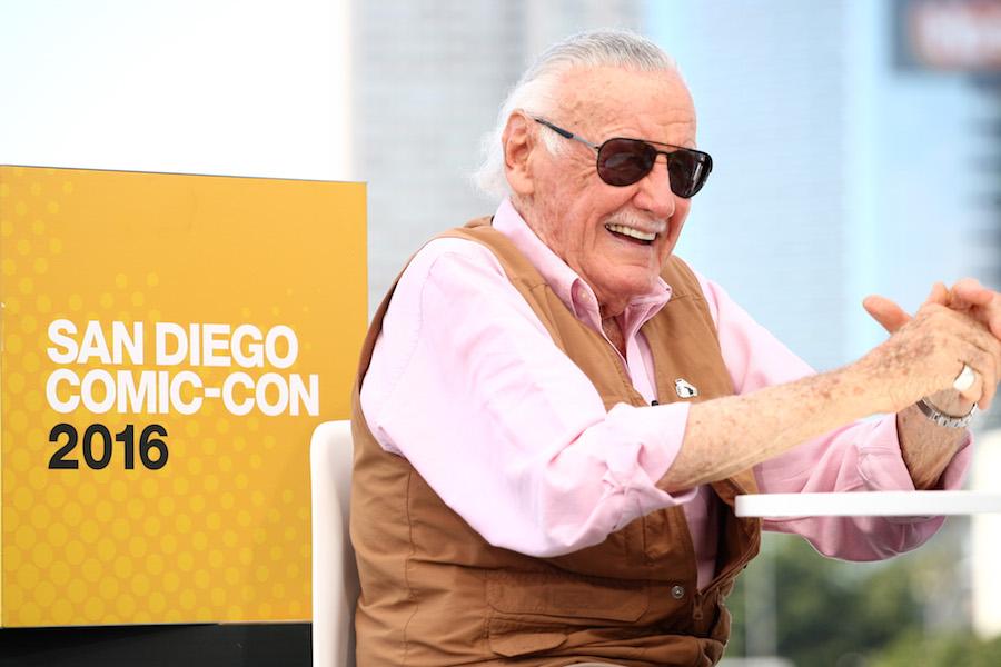 Stan Lee, el creador del universo Marvel, tendrá su propia película — Marvel