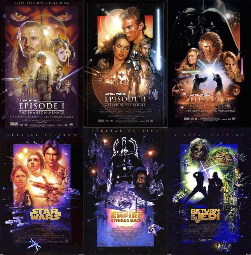 Star Wars Franquicia