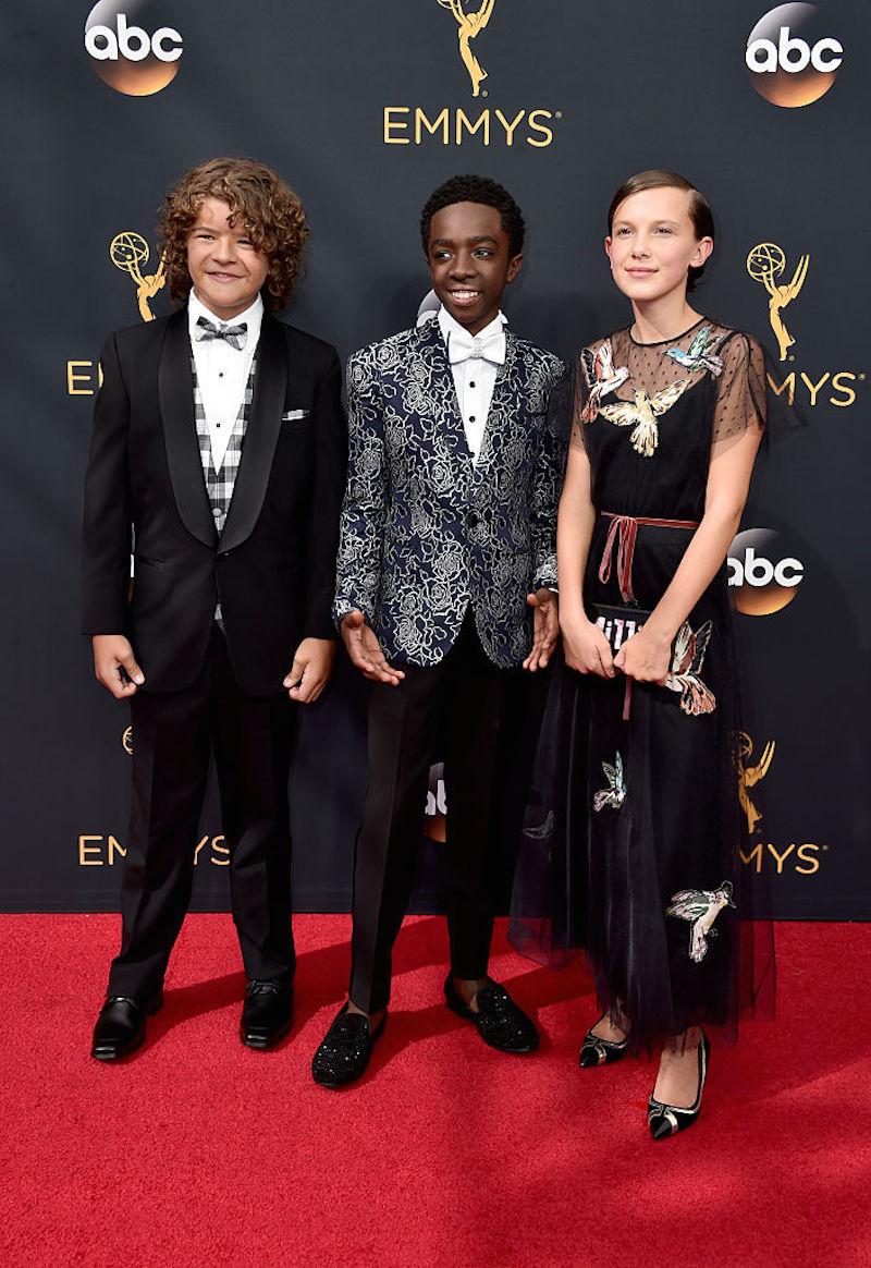 Alfombra roja de los Emmy 2016