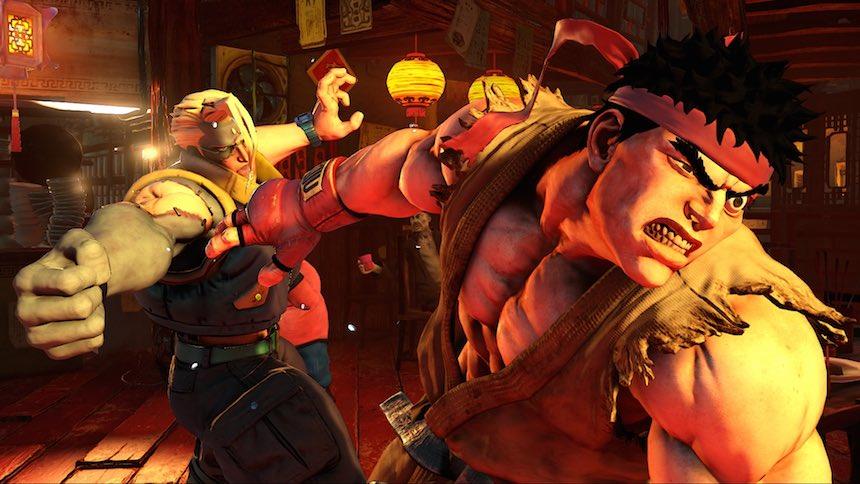 Street Fighter 5 Fans