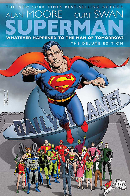 Alan Moore - Superman