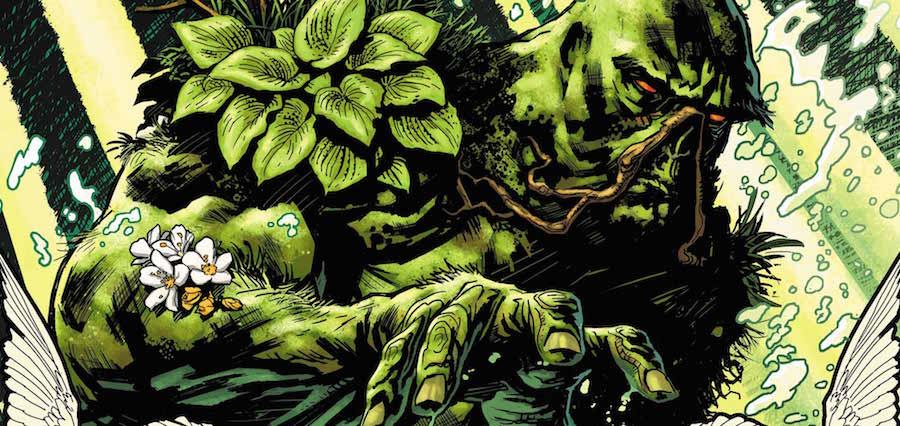 Alan Moore - Swamp Thing