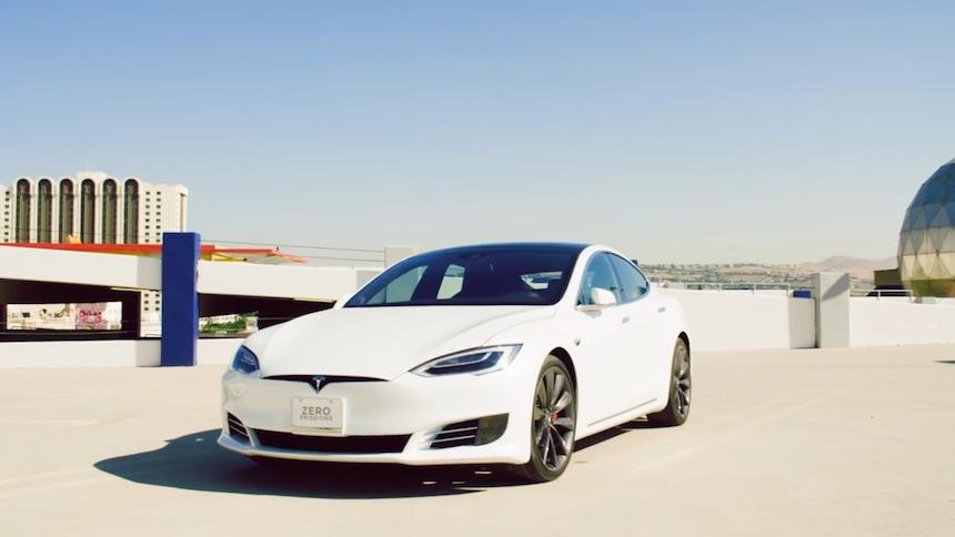 Tesla Automóvil