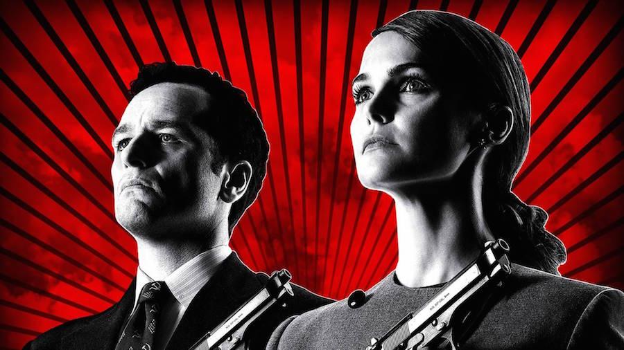 Nominada - The Americans