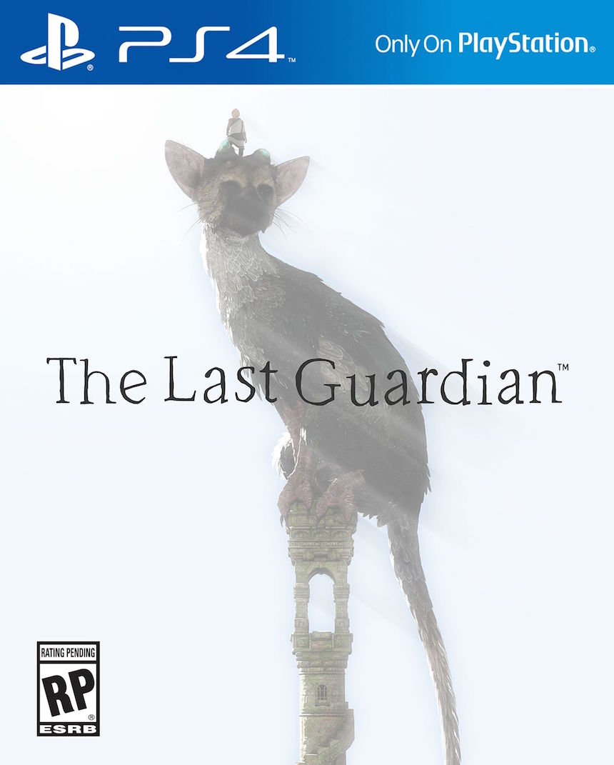 The Last Guardian Juego