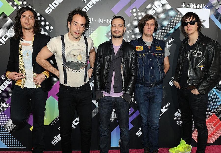 The Strokes anuncian gira por latinoamerica ¿regresarán a México?
