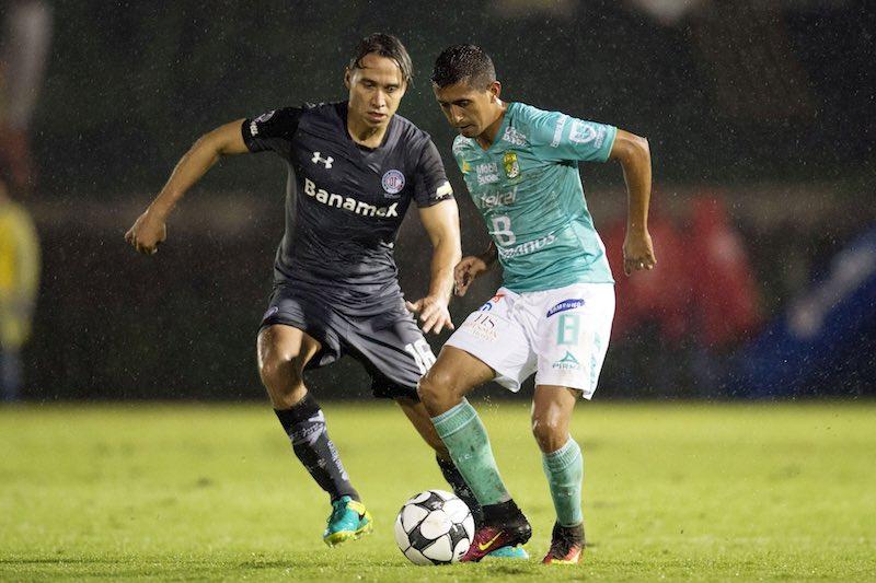 Toluca contra León en Copa MX