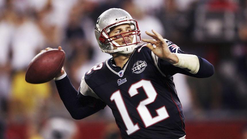 Tom Brady se ha convertido en uno de los mejores mariscales de campo en la historia